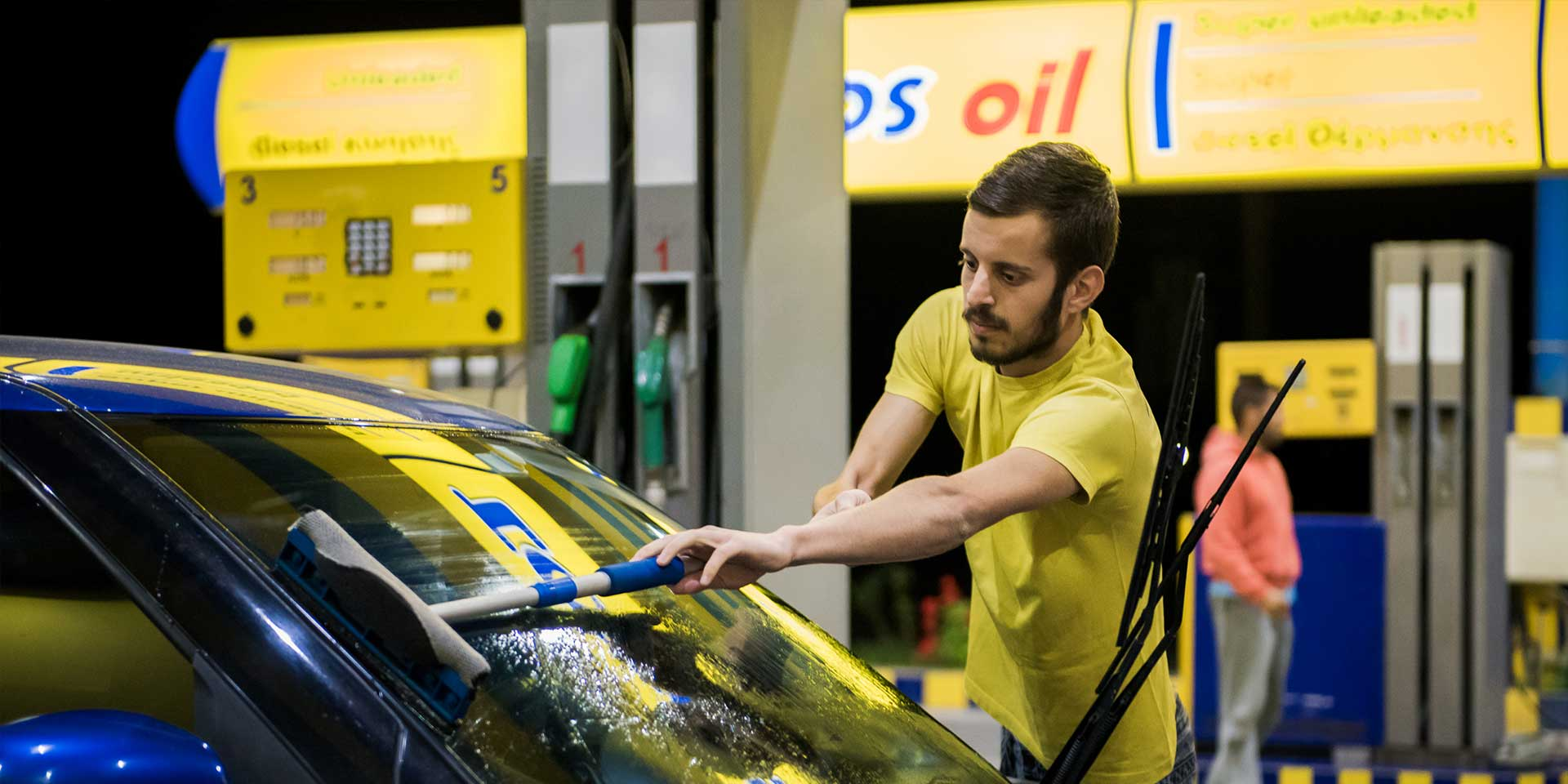 Totos Oil - 24 hour Gas station in Zakinthos | Car wash services in Ζante - 24 ωρο βενζινάδικο στην Ζάκυνθο | Πλυντήριο αυτοκινήτων στην Ζάκυνθο.